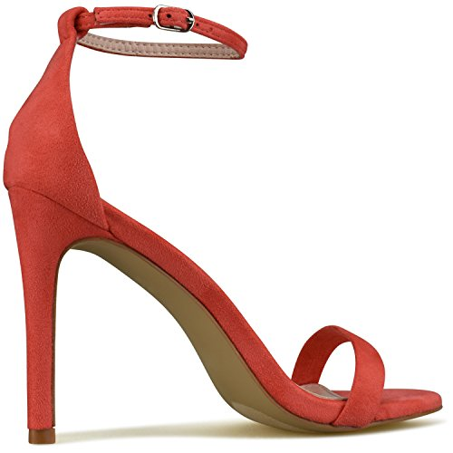 Dress Classy D'Orsay Ankle Strap Standard Pump Su Coral Women's Premier wxqnTpPYT