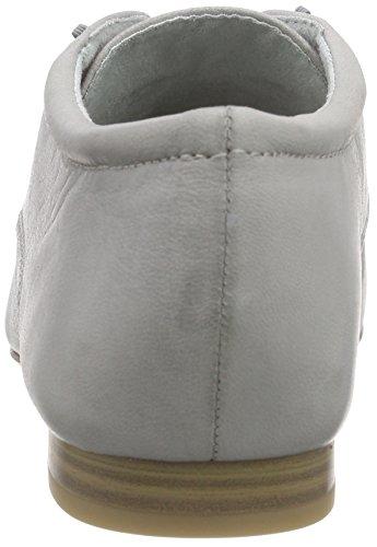 Tamaris 23209 - Zapatos de cordones derby Mujer Gris - Grau (STONE PLAIN 290)