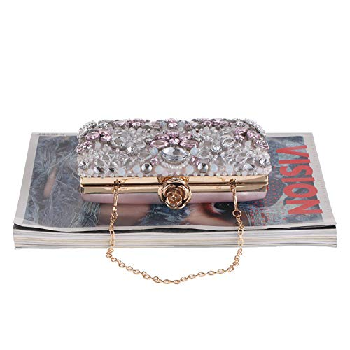 Fashion Pour À Diamond Bag Dinner Main Sac X Bandoulière Banquet Femme amp;jy BwqH58F