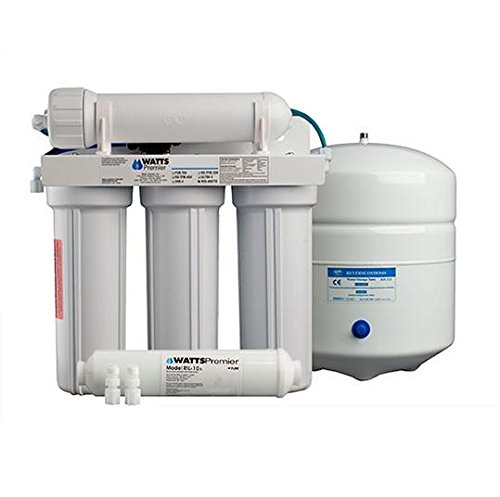 Watts 500032 5-Stage Reverse Osmosis System, 5SV Five Stage Reverse Osmosis System by Watts