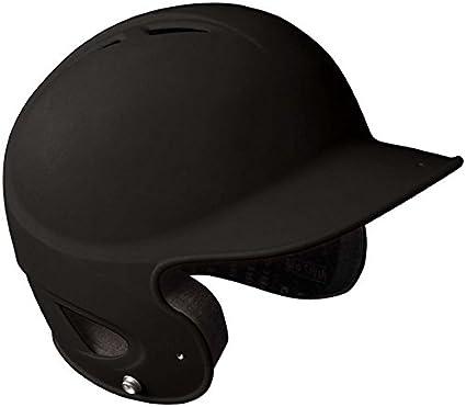 Performance Batting Helmet Black Adult 7-7 1//2