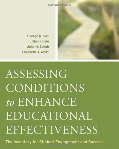 By Elizabeth J. Whitt - Assessing Conditions for Student Success: An Inventory to Enhance Educational Effectiveness: 1st (first) Edition