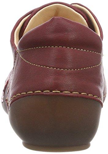 Think! Tænke! Dame Kapsl_282066 Sneaker Rød (rosso/kombi 72) Dame Kapsl_282066 Sneaker Rød (rosso / Kombi 72) SyLA3k9pCH