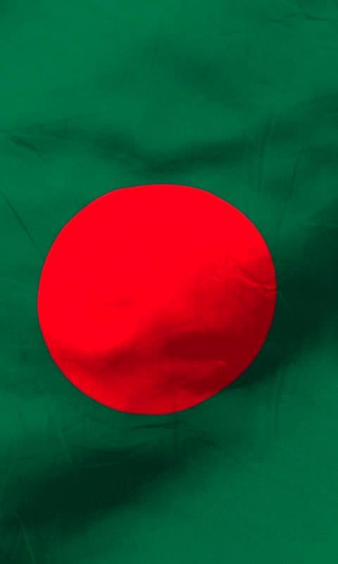 Bangladesh Flag Live Wallpaper