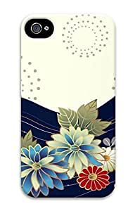 Case For HTC One M8 Cover Decorative Pattern Of Oriental Style 3 Pattern Hard Back Skin For