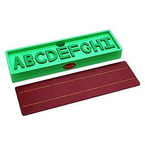 Skola Alphabet Puzzle Trays –...
