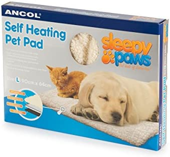 Ancol Pet Products Sleepy Paws Self Heating Pet Pad