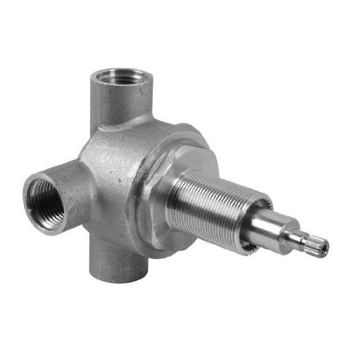 Graff G-8050 4-Port high Flow Transfer Rough Valve WITH Stop by Graff