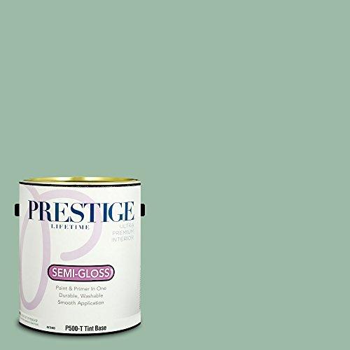 Prestige Paints P500-T-5006-5CVP Primer in One, 1-Gallon, Painting, NoGeneva Supply-Dropship, us Home Improvement, GENFC 27.6, 1 Gallon, VS149-Spearmint Haze