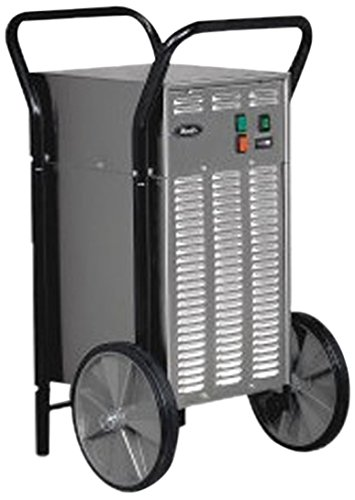 Fantech GDC124CS Series Washable Air Filter Width 20, Height 28, Depth 20, CANADA, Painted Steel Cabinet, 2 speed fan, Integrated condensate pump, On demand pump surge, Washable Air Filter