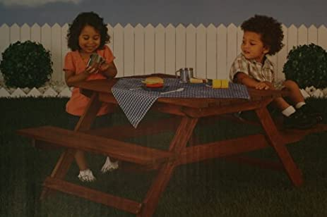 Play Wonder Picnic Table