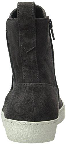 Högl 2-10 0342, Zapatillas de Estar por Casa para Mujer Gris - Grau (6600)