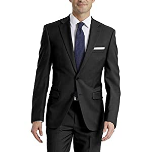 Calvin Klein Men's Slim Fit Stretch Suit Separates