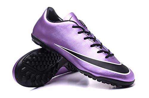 Low TF Herren X Fußball Fußball Mercurial Stiefel lila Schuhe ISSPEx4qw