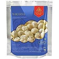 Ashoka Dry fruits Phoolan Makhana Plain, Lotus Seeds, Fox nut Plain 1Kg