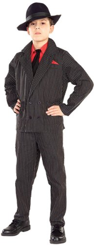 Kids Gangster Costume -