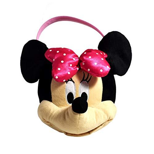 Minnie Mouse Medium Plush Basket ()