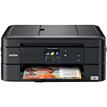Brother Printer MFC-J680DW Wireless Color Photo Inkjet Printer with Scanner, Copier & Fax, Amazon Dash Replenishment Enabled