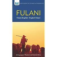 Fulani-English/English-Fulani Dictionary & Phrasebook