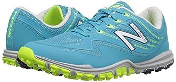 New Balance Women's Nbgw1006 Golf Shoe, Blue, 8.5 B Us 5