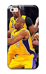 2601409K452958886 los angeles lakers nba basketball (20) NBA Sports & Colleges colorful iPhone 5c cases