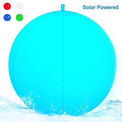 (Solar LED Lights Inflatable, 14
