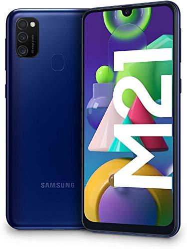 🥇 Samsung Galaxy M21 – Smartphone Dual SIM de 6.4″ sAMOLED FHD+