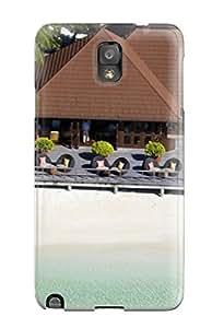 Barbauller Galaxy Note 3 Hard Case With Fashion Design/ GLFGpxI4097TRrLZ Phone Case