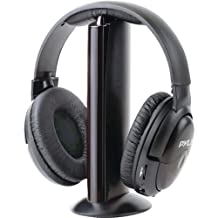 Pyle-Home Phpw5 Professional 5 in 1 Wireless Headphone System