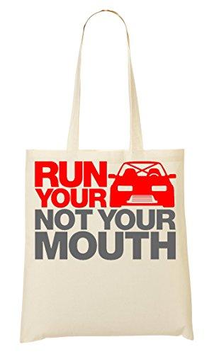 Cars Not Your Mouth Bolso De Mano Bolsa De La Compra