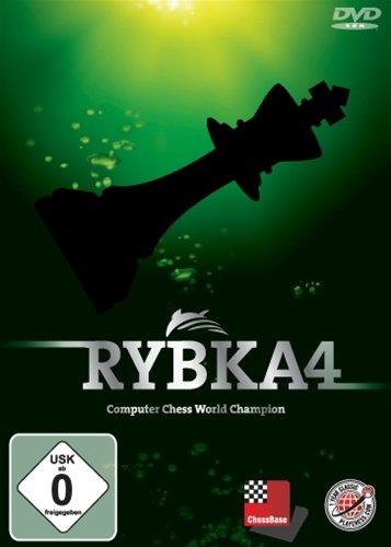 Rybka 4 Chess Playing Software PLUS Rybka 4 Opening Book - ChessBase ()