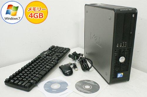 ホットセール Dell デスクトップ パソコン本体のみ 4GB Windows7 DELL デル Core2Duo-2.93GHz OptiPlex B00GX79P4Q 780 SFF Core2Duo-2.93GHz 4GB 250GB DVD-ROM Windows7搭載 リカバリ付 B00GX79P4Q, BLOWZSHOP:2922512d --- arbimovel.dominiotemporario.com