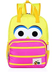 Vbiger School Backpack Cute Animal Kids Backpack Cartoon Wearproof Bookbags for Girls Boys