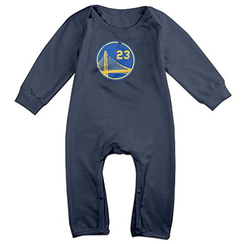 [HOHOE Boy's & Girl's Basketball Player Long Sleeve Romper Bodysuit 18 Months] (Yup Yups Costume)