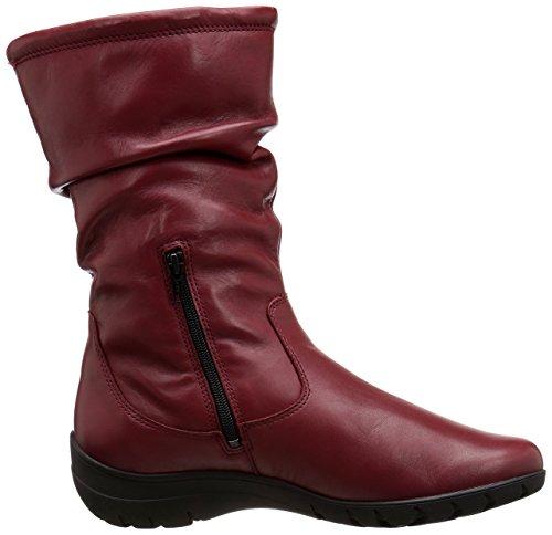 Mephisto Womens Lilia Rain Boot Rosso Cigalia