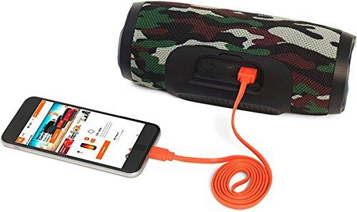 JBL Charge 3 Waterproof tooth Portable Speaker - Camo : Beautiful Little  Gadget