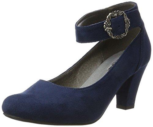 Andrea Conti 3004508 - Tacones Mujer Pantalon De Mezclilla (Jeans)