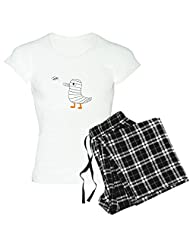 CafePress - Mosquito-Proof - Women's Light Pajamas