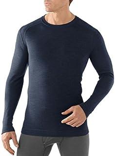 Smartwool Midweight Crew Men's Long-Sleeved Base Layer Shirt