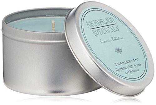 Charleston Candle - Archipelago Charleston Tin Candle, 5.7 Oz