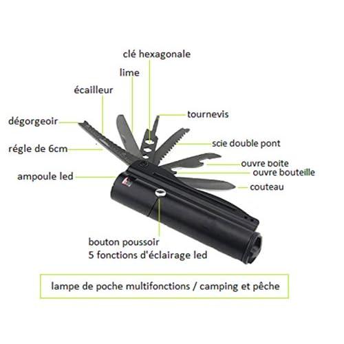 LàLampe Led Qualité Rechargeable Est Torche Multifonctions First 0kwOPn
