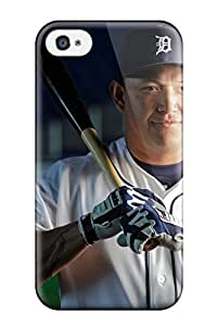 Case Cover Detroit Tigers / Fashionable Case For Iphone 4/4s
