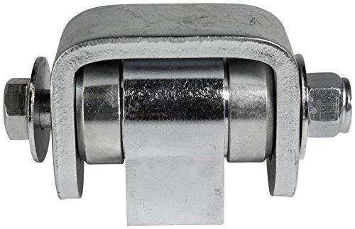 Nationwide Industries Adjustable Heavy Duty Hinge, Steel Weld-on - Unpainted by Nationwide Industries (Image #1)