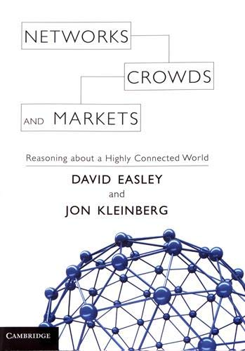 Pdf Computers Networks, Crowds, and Markets: Reasoning about a Highly Connected World