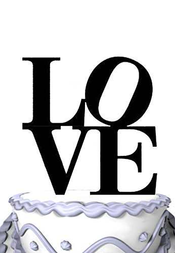 Meijiafei-Script-LOVE-Wedding-Acrylic-Cake-Topper
