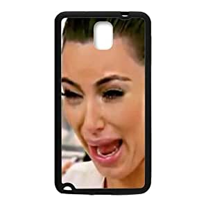Happy kim kardashian crying Phone Case for Samsung Galaxy Note3