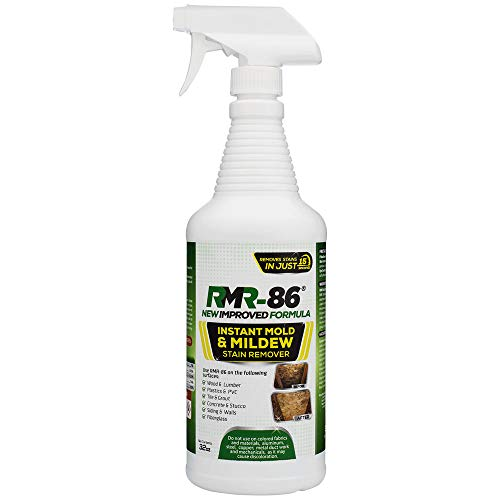 RMR-86 Instant Mold Stain & Mildew Stain Remover (32 oz) (Best Cleaner For Mold On Walls)