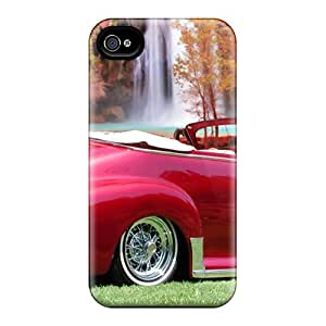 R. Steven Slim Fit Tpu Protector JNM15322inSe Shock Absorbent Bumper Case For Iphone 4/4s