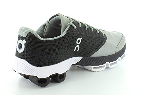 ON RUNNING Cloudster Scarpa da corsa Donna - Colore: Black/White