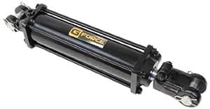 G-FORCE 11421 2.5-Inch Bore 18-Inch Stroke Tie Rod Hydraulic Cylinder